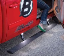 Running Boards & Side Steps