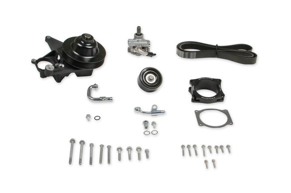 20-223BK - Holley 20-223BK Power Steering Add-on System for LT4 Image