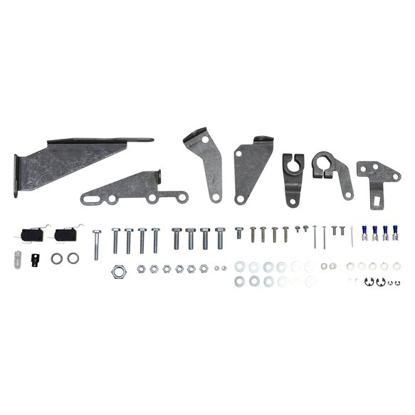 3730005 - Hurst 3730005 V-Matic Automatic Shifter Installation Kit Image