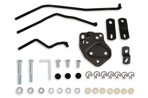 3733163 - Hurst 3733163 Competition/Plus 4-Speed Installation Kit - GM Image
