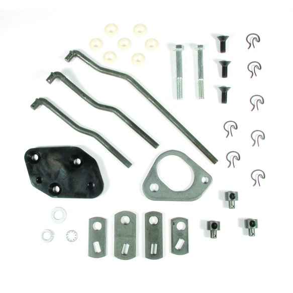 3734089 - Hurst 3734089 Competition/Plus 4-speed Installation Kit - Mopar Image