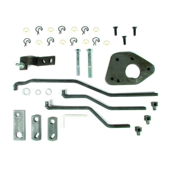 3737638 - Hurst 3737638 Competition/Plus 4-speed Installation Kit - Ford Image