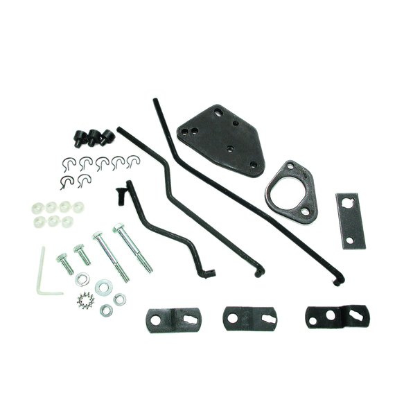 3737897 - Hurst 3737897 Competition/Plus 4-speed Installation Kit - GM Image