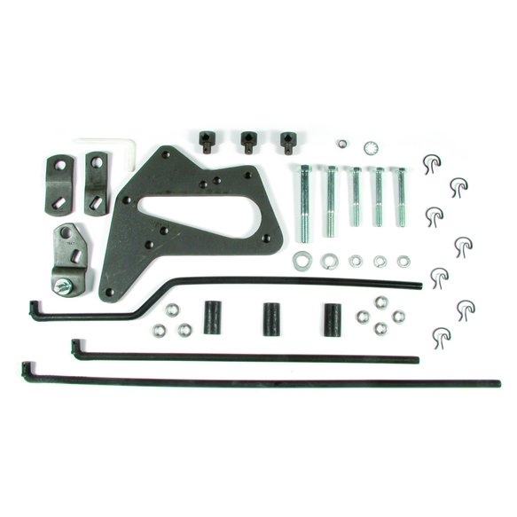 3738615 - Hurst 3738615 Street Super Shifter 4-speed Installation Kit Image