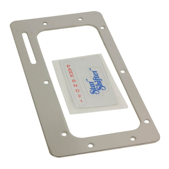 80616 - B&M 80616 Boot Plate for Starshifter 80675 Image