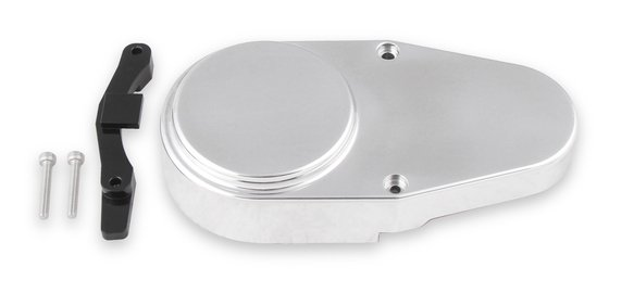 97-157 - Holley 97-157 Tensioner Cover Polished Image