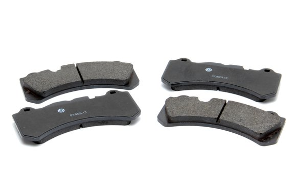 D250-0901 - Dinan by Brembo D250-0901 Replacement Brake Pad Set - Compatible with BMW 1/3/5/6-Series/M3/Z4 Image