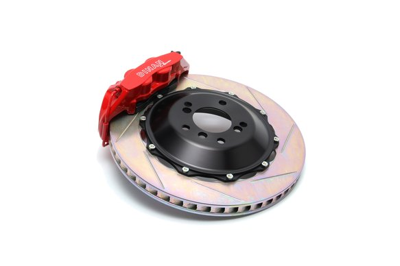 D290-0603-R - Dinan by Brembo D290-0603-R Rear Brake Set - Compatible with 2004-2010 BMW 5/6 Series Image