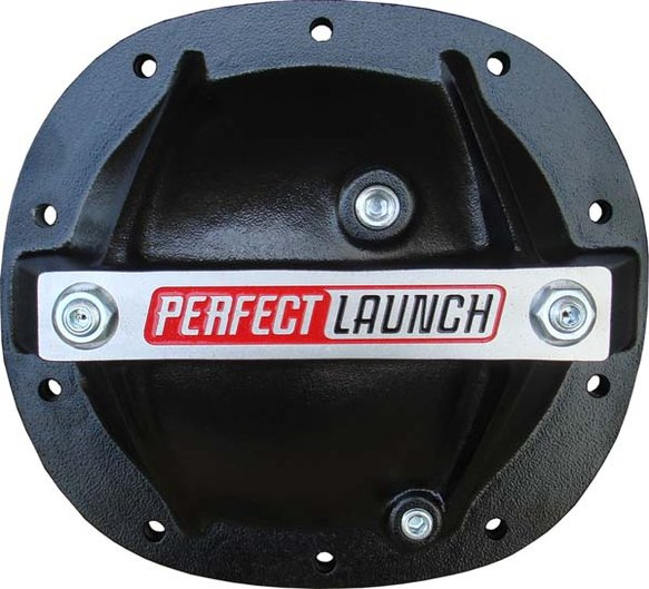 PRO66667 - Proform 66667 Perfect Launch Differential Cover GM 7.5 in. 10 Bolt Image