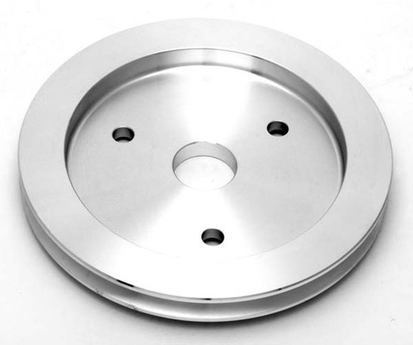 TSD8876 - Trans Dapt 8876 BBC Aluminum Pulley Single Lower Swp Image