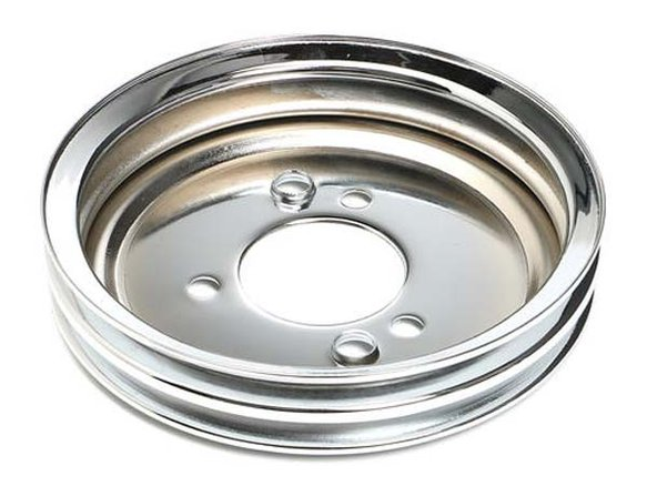 TSD9816 - Trans Dapt 9816 BBC Chrome Pulleydouble Lower SWP Image