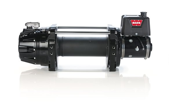 WAR104440 - Warn 104440 Series G2 12 DC Electric Winch - 24V - Anti-Clockwise Rotation Image