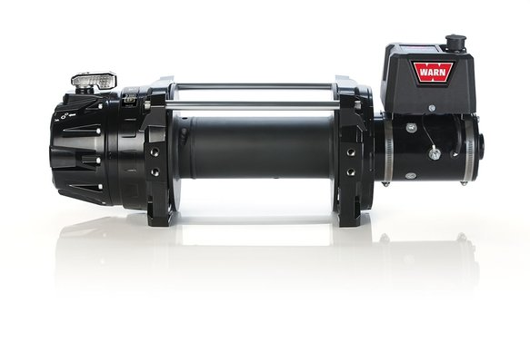 WAR104545 - Warn 104545 Series G2 15 DC Electric Winch - 24V - Clockwise Rotation Image