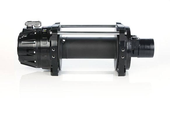 WAR105331 - Warn 105331 Series G2 9 Hydraulic Winch  - 3.0 Cubic Inch motor - Anti-Clockwise Rotation Image