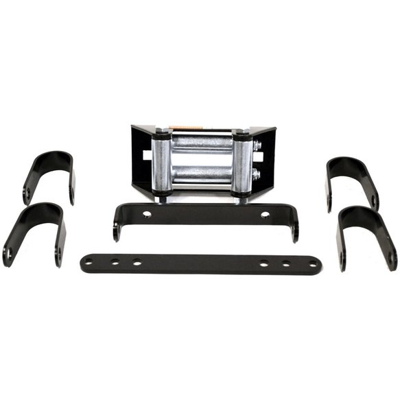 WAR28876 - Warn 28876 Winch Mount - 87-99 Yamaha YFM350 Image