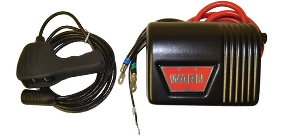 WAR38845 - Warn 38845 Winch Solenoid Image
