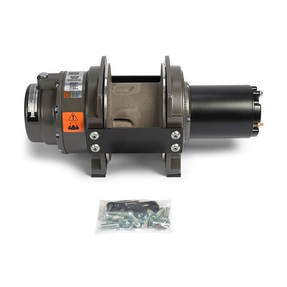 WAR85161 - Warn 85161 DC2500 24V Industrial Hoist Winch Image