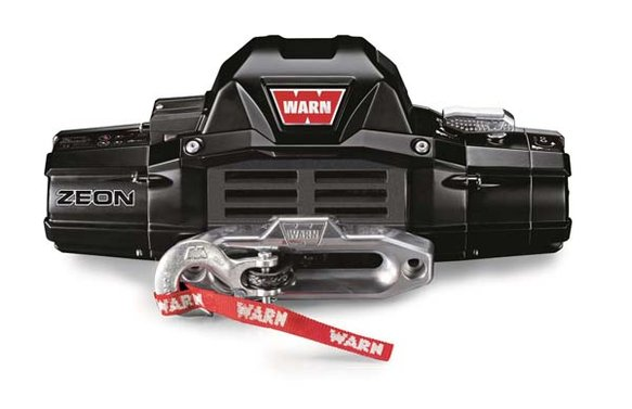 WAR87555 - Warn 87555 Winch Rope Cover Image