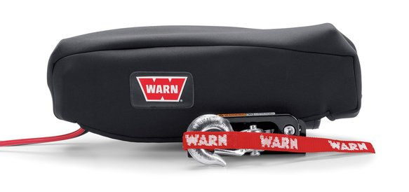 WAR91425 - Warn 91425 Soft Neoprene Winch Cover For DC4700 Winches Image